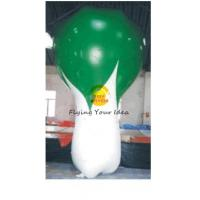 China 7m Inflatable Advertising Helium Balloons 0.4mm PVC Tarpaulin For Promotion wholesale