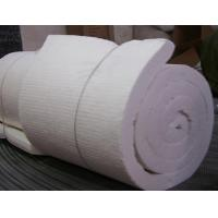 High temp ceramic fiber blanket insulation refractory for Glass fiber blanket insulation