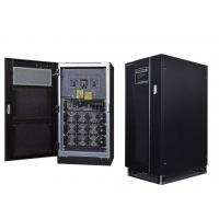 China 30KVA Online Modular UPS System Three Phase Low Audible Noise For Unbalancing Load on sale
