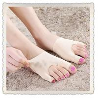 China Hallux valgus correction orthotics toe separator Straighteners used breathable fabric wholesale