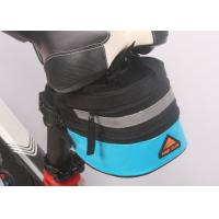 China Bicycle Saddle Bags Waterproof For Wallets / Keys / Tools / Tire Levers / Patch Kits on sale