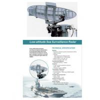 Coherent Pulse Compression Surveillance Radar System for Sea Surface Target Detection
