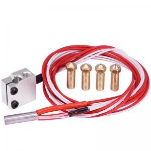 China Volcano Heating Block Nozzle Kit 12V40W For V5 V6 3D Printer Parts Kit wholesale