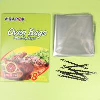 China Microwvable Oven Baking Bags For Bread Roastting , Customized Size wholesale