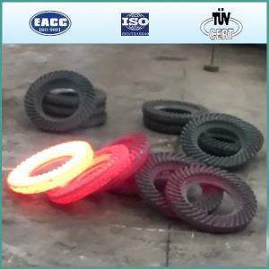 China CNC precision forging crown wheel pinion for rear drive Axle - Anyang Lianda wholesale