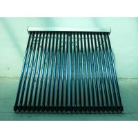 China Manifold solar collector approved by solar keymark wholesale