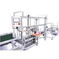 China Electric Carton Labeling Machine / Automatic Plastic Bag Labeling Machine on sale