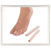 China Tube Toes / Fingers Gel Bandage Toe Protector Pain Relief wholesale