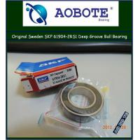 China Sweden SKF 61904-2RS1 Deep Groove Ball Bearing Single Row wholesale