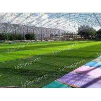 China 50 MM Thinck Artificial Grass Underlay For Golf Field Rubber Carpet wholesale