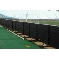 China Outdoor P8 Sport Perimeter LED Display , LED Scrolling Display Signs wholesale
