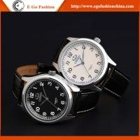 China 010A OEM Watches Quality Leather Watches Quartz Analog Watches for Woman Men's Watch Man wholesale