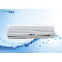 China High Efficiency Wall Split Hydronic Heating Fan Coil Units With Hydrophilic Aluminum Fins on sale