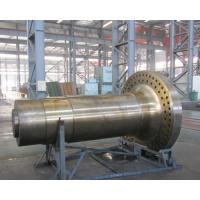 China Precision 42CrMo4 Forged Steel Spindle Shaft Large For Wind Turbine wholesale
