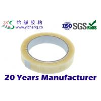 China bundling items Self Adhesive BOPP Stationery Tape , 15 m - 1500 Y wholesale