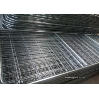 China Welded Metal 14 Foot Galvanised Farm Gates 1170mm Height With 3-5mm Dia Wire wholesale