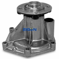 China Aluminum SCANIA Cooling System 1338490 Water Pump Assembly wholesale