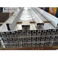 China Mill Finished Aluminium Window Frames Chemical And Mechanical Polishing wholesale
