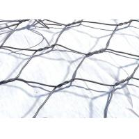 China Hexagonal Gabion Stone Cages , Rock Mesh Retaining Wall 2.7-4.0mm Wire Gauge wholesale