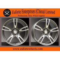 China SS wheels - Auid 18 Inch Gun Metal Forged Specialties Wheels Forged Wheels SAE TUV on sale