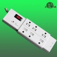 China 6-outlet ethernet surge protector wholesale