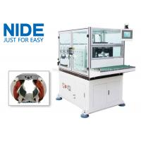 China Automatic Double Flyer Stator Winder / Electric Motor Winding Equipment wholesale