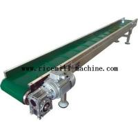 China Bucket Elevator Conveyor Removeable Belt Transportor Rubber Black For Rice Mill Factory wholesale