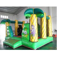 China inflatable kids funny tropical playing games playground for sale wholesale