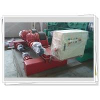 China Bolt Adjustable Seam Welding Rack With Cycloidal Planetary Gear Reducer wholesale