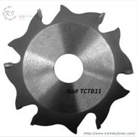 China Profiled Brazed Cutter for Hard Wood wholesale