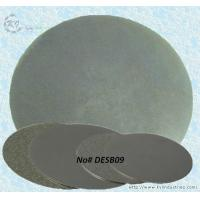 China Diamond Electroplated Grinding Pads for Glass --- DESB09 wholesale