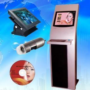 China Professional facial beauty machine skin analyzer machine(FM-Z2) wholesale