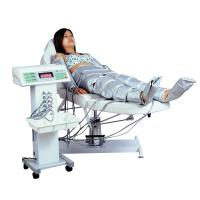 China Air Pressure Infrared Light Therapy Bed Lymphatic Drainage Full Body Slimming Suit wholesale
