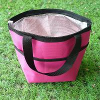 China Zipper Kids Lunch Tote Bags Large Capacity For Outdoor Picnic wholesale