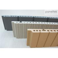 China Textured Terracotta Panel System300 - 1500mm Length With Earthquake Resistance wholesale