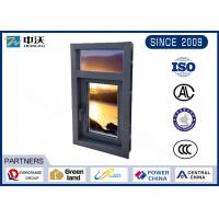 China Exterior Interior 45 Minute Fire Rated Windows With Composite Glass 30-50mm wholesale
