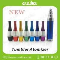 China Nice Look E-cigarette Tumbler Tank Rechargeable Atomizer Heating Coil wholesale