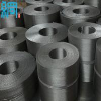 China Reverse dutch Weave Wire Cloth Used in Ribbon Style Continuous Screen Changers wholesale
