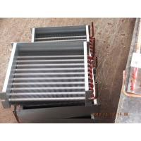 Buy cheap Φ9.52 Customized Aluminum Fin Type Ethylene glycol Air Conditioning Cooling Coil from wholesalers