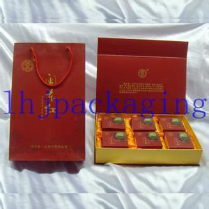 China paper  tea box wholesale
