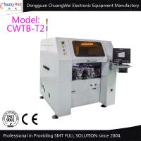 China Intelligent SMT / FPC Automatic Labeler Machine With Compact Struction wholesale