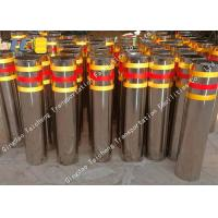 China Parking Fixed Post Superior Corrosion Prevention Heavy Duty Removable Bollards on sale