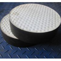 China High quality and multi function used rubber bearing pad for bridge wholesale