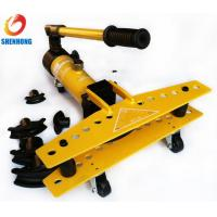 China Hand Tower Erection Tools hydraulic busbar bender for power construction and pipeline laying wholesale