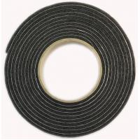 China 3, 4, 5, 6mm Two sided black self adhesive tape with PVC PU EPDM foam for die cut wholesale