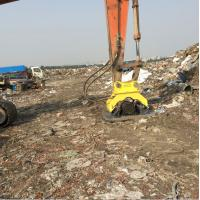 Buy cheap brand customized hydraulic vibrating soil compactor plant supplier in china from wholesalers