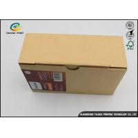China Colorful Paper Corrugated Packaging Box Customized Size For Mobile Phone Shell wholesale