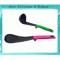 China Healthy kitchen cooking hand protection silicone utensils wholesale