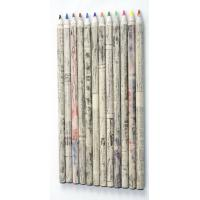 China High Quality HB newspaper pencil eco friendly recycled paper pencil,Logo promotional use wholesale