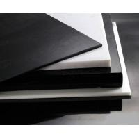 China High Density Carbon Filled Teflon Sheet Material 2.1 - 2.3 g/cm³ wholesale
